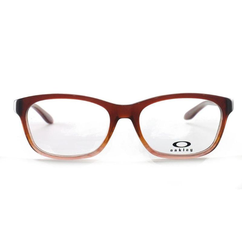 Oakley Women's Eyeglasses Taunt OX1091 0452 Brown Fade Demo Lens 52 16 130