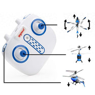 Syma S107H Remote Control Helicopter- w/ Altitude Hold Indoor RC Helicopter-Daily Steals