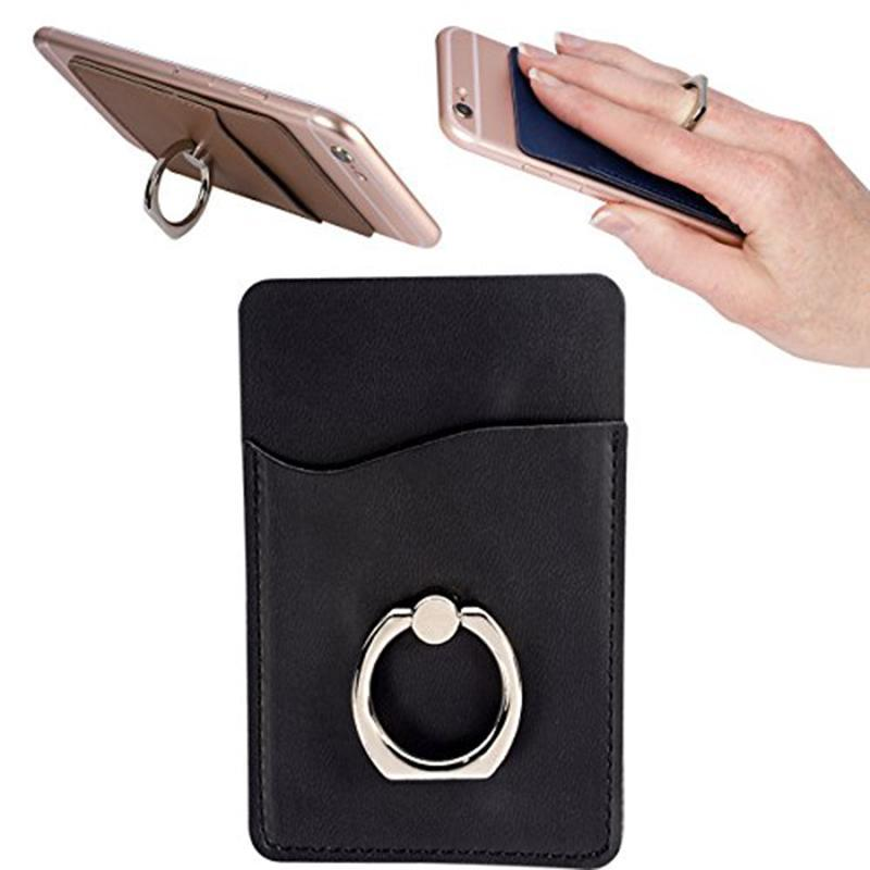 [2-Pack] Ring Cling Cardholder-Daily Steals