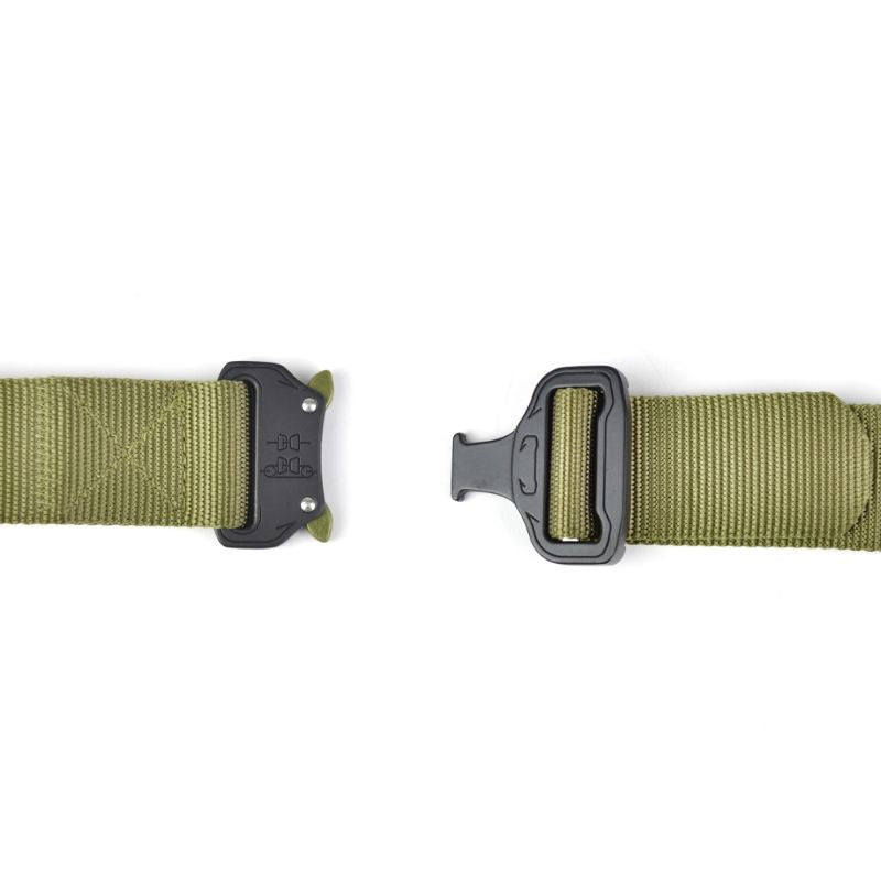 "Tactical 1.5"" Military Style Heavy-Duty Belt, Fast-Release Metal Buckle-Daily Steals"