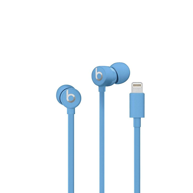 Beats urBeats3 Earphones with Lightning Connector-Blue-Daily Steals