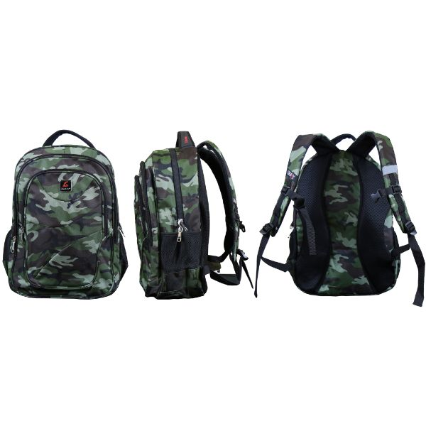 Pro Series Padded Laptop Backpacks-Camo (Classic)-Daily Steals