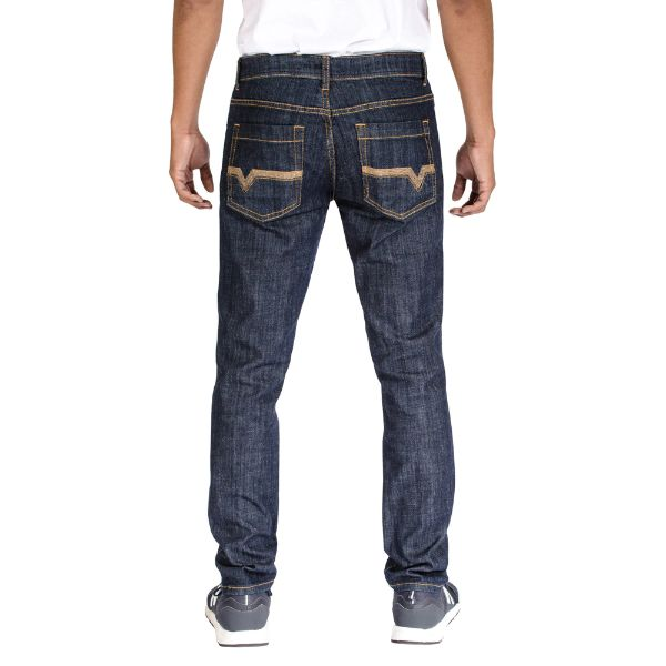 Men's Stretch Skinny Slim Fit 5-Pocket Fashion Jeans-Daily Steals