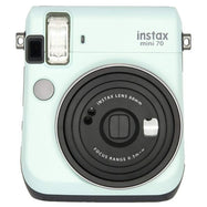 Fujifilm Instax Mini 70 - Instant Film Camera-Icy Mint-Daily Steals