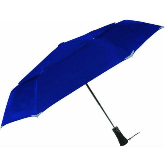 3M Scotchlite Material Automatic Open & Close Reflective Umbrella-Royal-Daily Steals