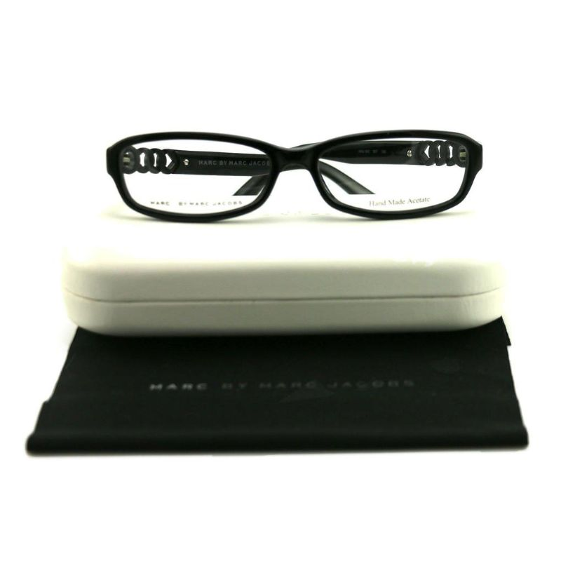 Marc by Marc Jacobs Women's Eyeglasses MMJ 542 0807 Black 53 15 135