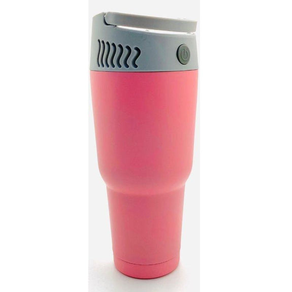 2-in-1 Personal Cooling and Heating Bottle-Pink-Daily Steals