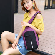 Multi-functional Anti-theft Crossbody Sling Bag-Daily Steals