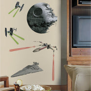 RoomMates Star Wars Classic Peel and Stick Giant Wall Decal-Daily Steals