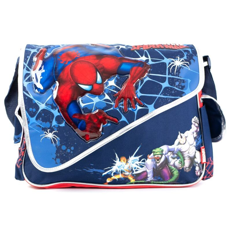 Children's Messenger Bag-Spiderman Sinister Six-Daily Steals