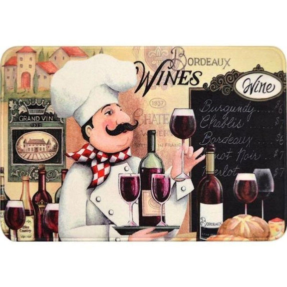 Comfort Chef Anti-Fatigue Premium Kitchen Mat-Vino Chefs-Daily Steals
