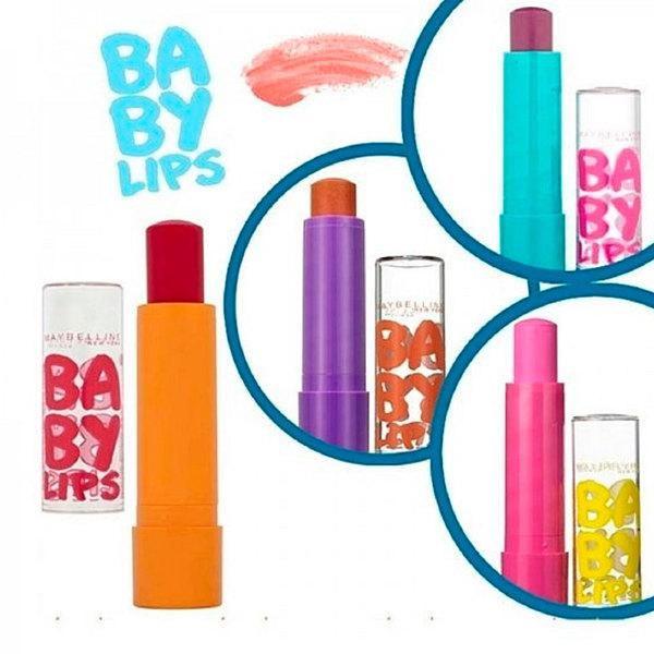 Daily Steals-4-Pack: Maybelline Baby Lips Moisturizing Lip Balm - 0.15oz Each-Health and Beauty-