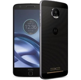 Motorola Moto Z Droid 4G LTE with 32GB Memory Cell Phone (Verizon and GSM Unlocked)