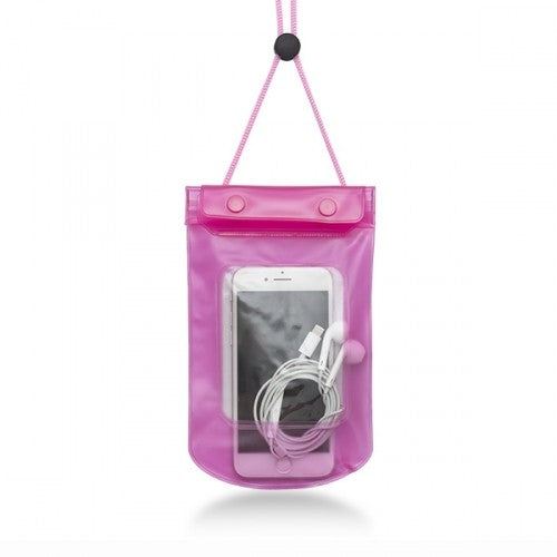 Stay Dry & Clean Phone Pouch - 5 Colors-Pink-Daily Steals