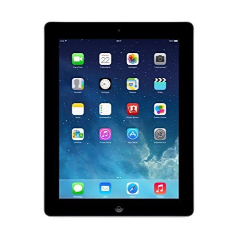 "Apple iPad 2 9.7"" Tablet, 16GB, WiFi-Black-Daily Steals"