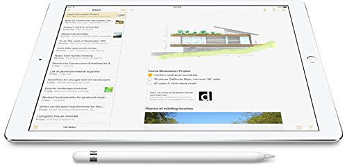 Apple Pencil for iPad Pro with Magnetically Attached Cap - White-Daily Steals