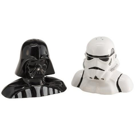 Daily Steals-Star Wars Salt & Pepper Shakers-Kitchen-