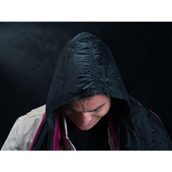 The RainScarf Reversible Waterproof Scarf with Hood and Pockets-Daily Steals