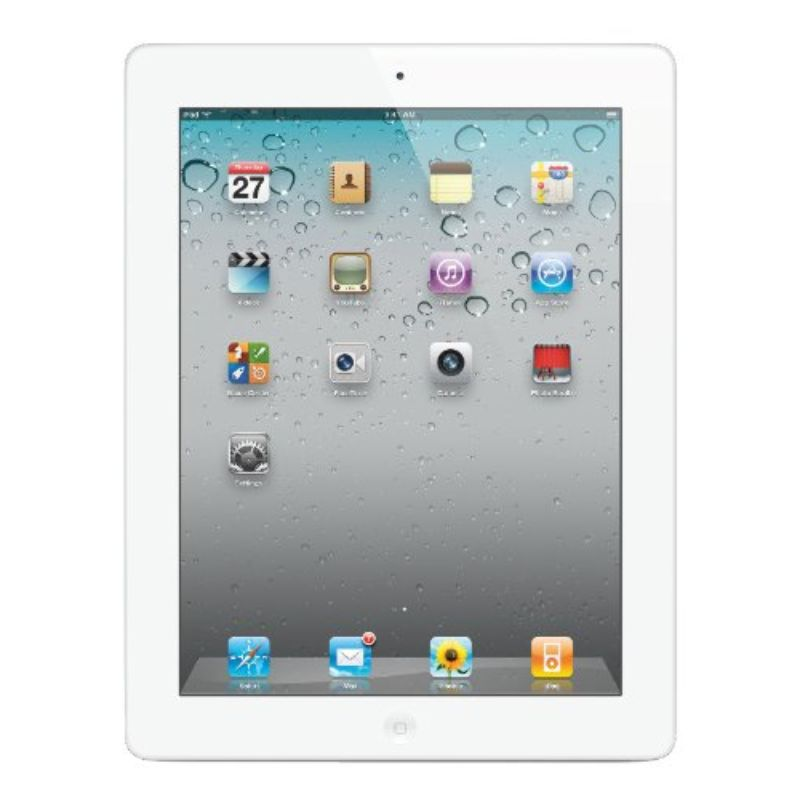 "Apple iPad 2 9.7"" Tablet, 16GB, WiFi-White-Daily Steals"