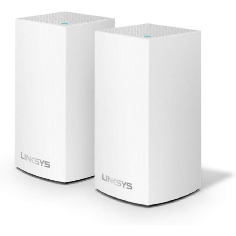 Linksys Velop Whole-Home Intelligent Mesh WiFi-2-Pack-Daily Steals
