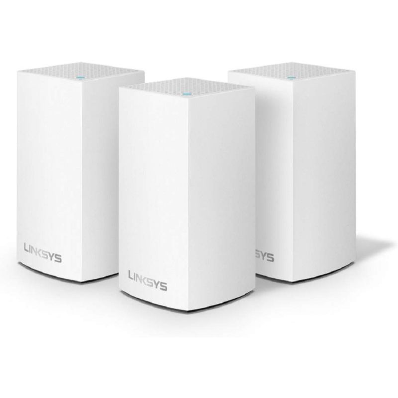 Linksys Velop Whole-Home Intelligent Mesh WiFi-3-Pack-Daily Steals