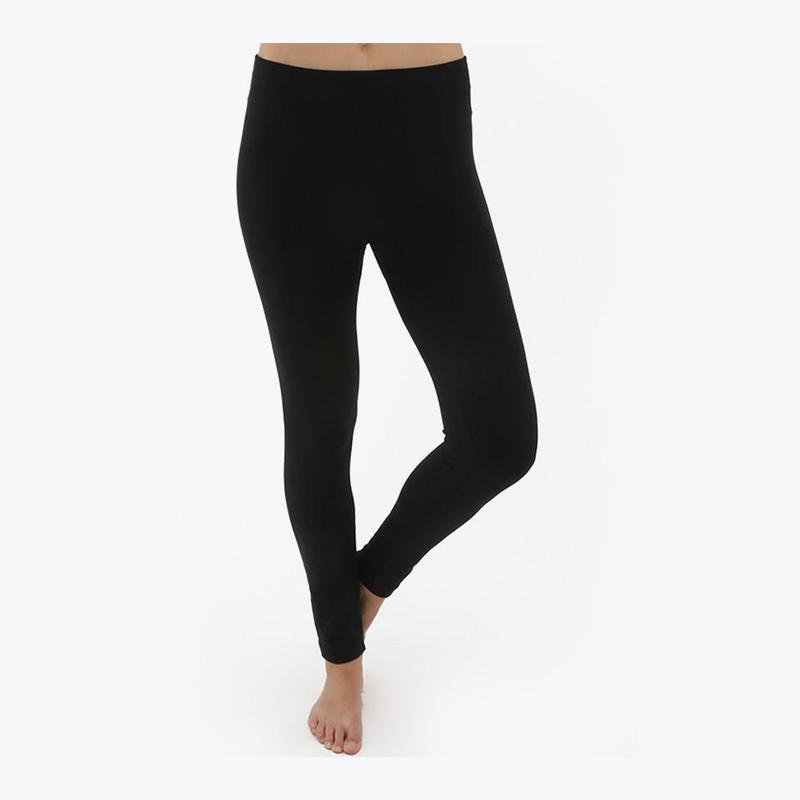 Electric Yoga Soft Seamless Leggings - Black-Daily Steals