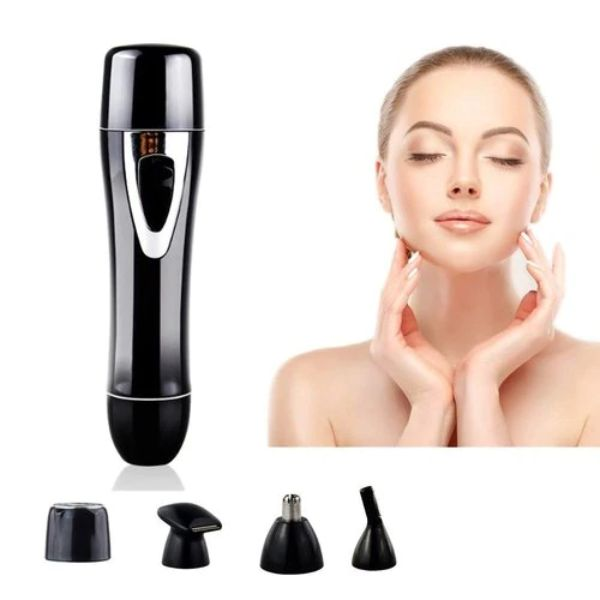 4 in 1 Electric Hair Removal Set-Daily Steals