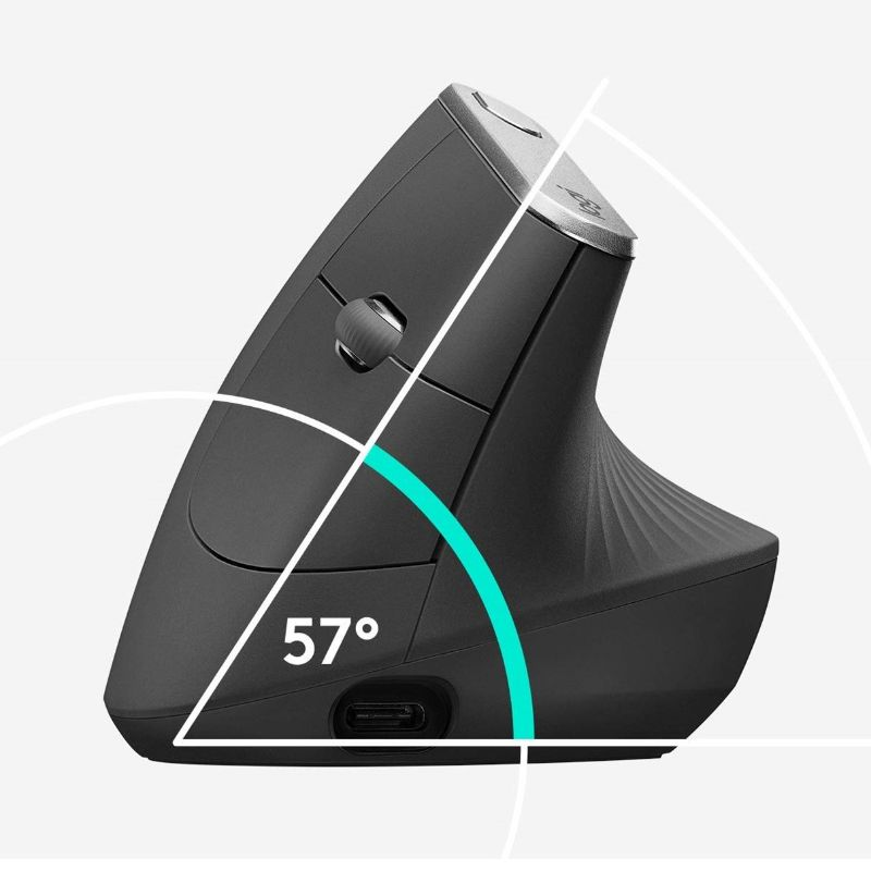 Logitech MX Vertical Wireless Mouse-Daily Steals