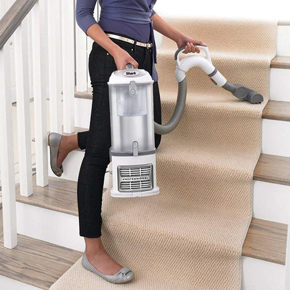 Shark Navigator Professional Upright Corded Bagless Vacuum-Daily Steals