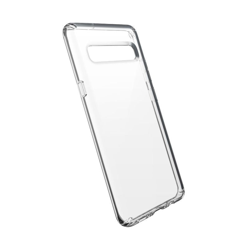 Speck Presidio Clear Case for Samsung Galaxy Note 10+ Plus, Note 10, S10, S10 5G