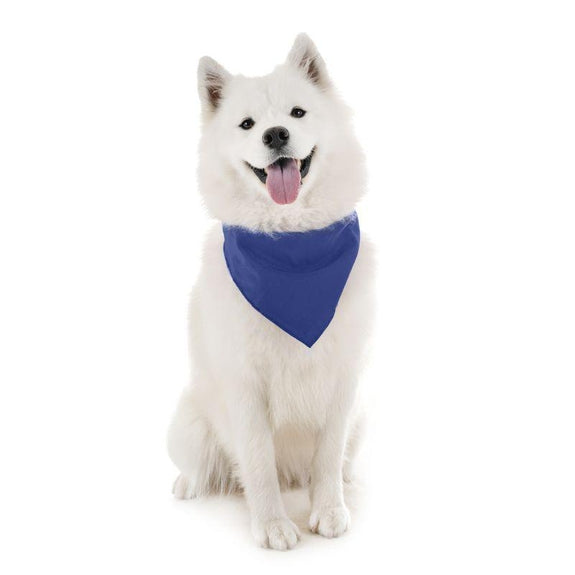 Dog Scarf Bandanas Triangle Bibs - 6 Pack-Blue-Daily Steals