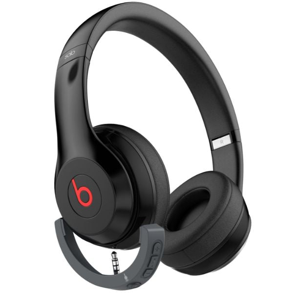 Bolle&Raven Wireless Bluetooth Adapter for Bose and Beats Headphones-Beats Solo2 - Black-Daily Steals
