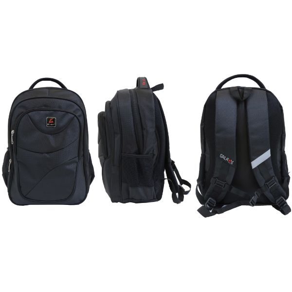Pro Series Padded Laptop Backpacks-Black (Classic)-Daily Steals