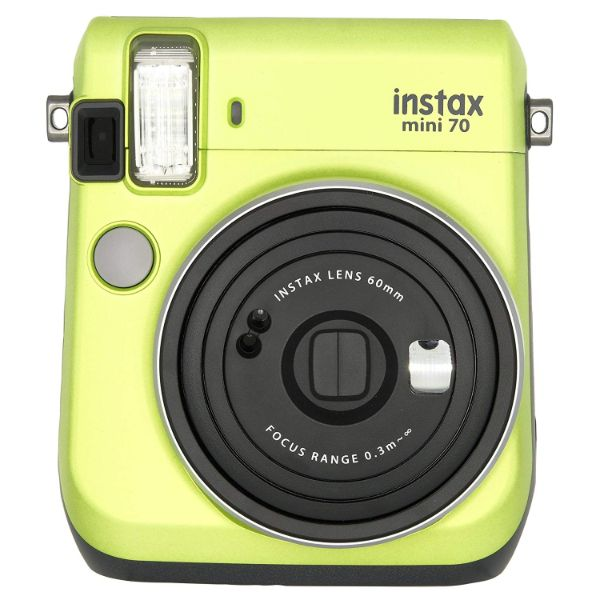 Fujifilm Instax Mini 70 - Instant Film Camera-Kiwi Green-Daily Steals