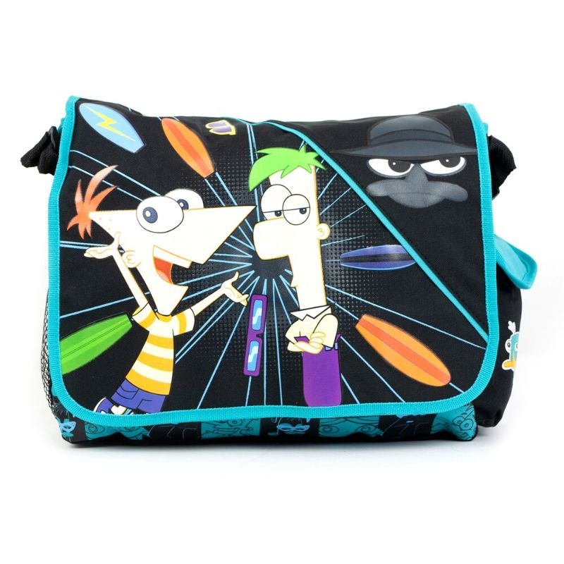 Children's Messenger Bag-Phineas and Ferb-Daily Steals