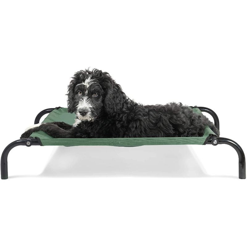 Furhaven Reinforced Pet Cot Bed-Forest-Small-Daily Steals