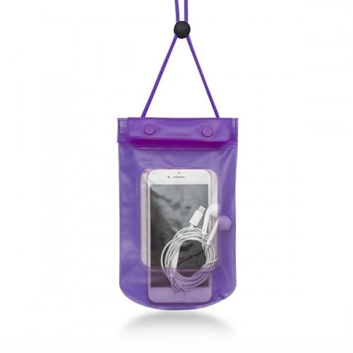 Stay Dry & Clean Phone Pouch - 5 Colors-Purple-Daily Steals