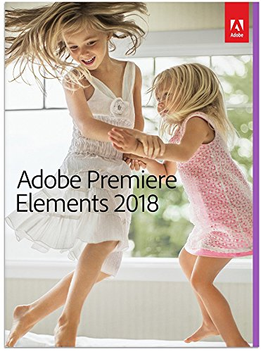 Adobe Premiere Elements 2018 (Mac et Windows, disque) - Vol quotidiens