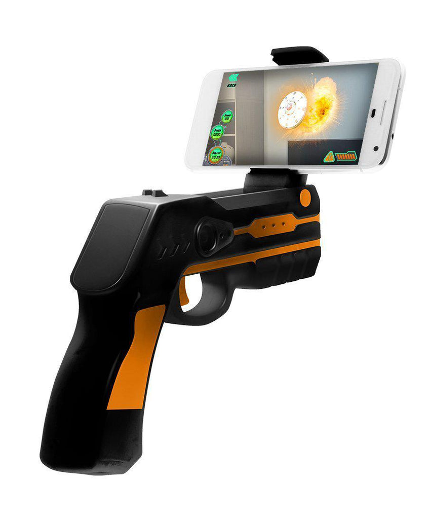 Daily Steals-Xtreme VR Wireless Bluetooth Augmented Reality Blaster for iOS & Android Phones-Xtreme VR Wireless Bluetooth Augmented Reality Blaster-