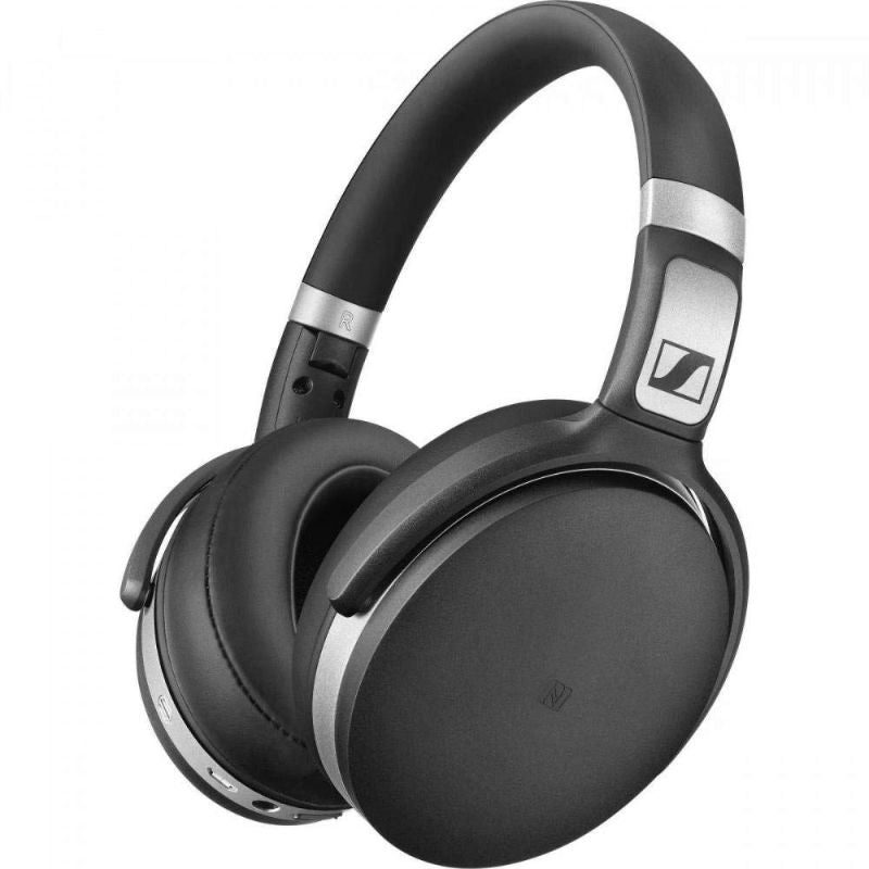 Casque sans fil Bluetooth Sennheiser HD 4.50 avec suppression du bruit - vols quotidiens