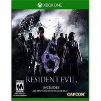 Daily Steals-Resident Evil 6 - Xbox One-VR and Video Games-