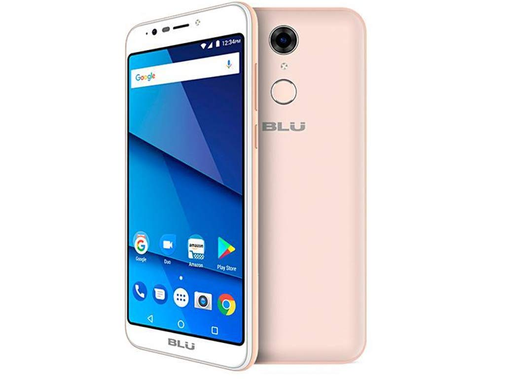 Daily Steals-BLU Studio View XL S790Q 16GB Unlocked GSM Dual-SIM Android Phone w/ 13MP Camera-Cellphones-Champagne-