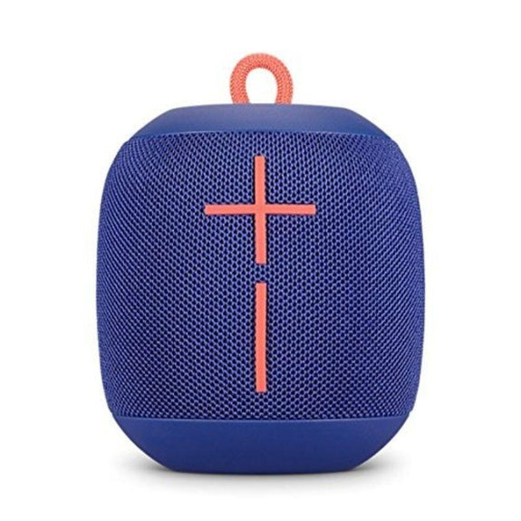 Ultimate Ears WONDERBOOM Waterproof Bluetooth Speaker-Deep Blue-Daily Steals
