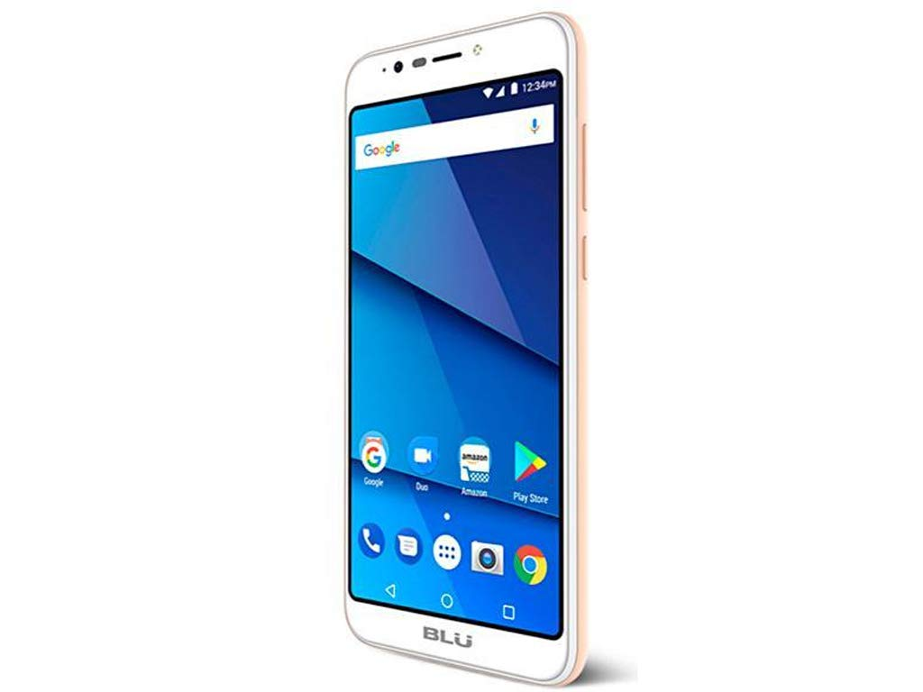 Daily Steals-BLU Studio View XL S790Q 16GB Unlocked GSM Dual-SIM Android Phone w/ 13MP Camera-Cellphones-Black-