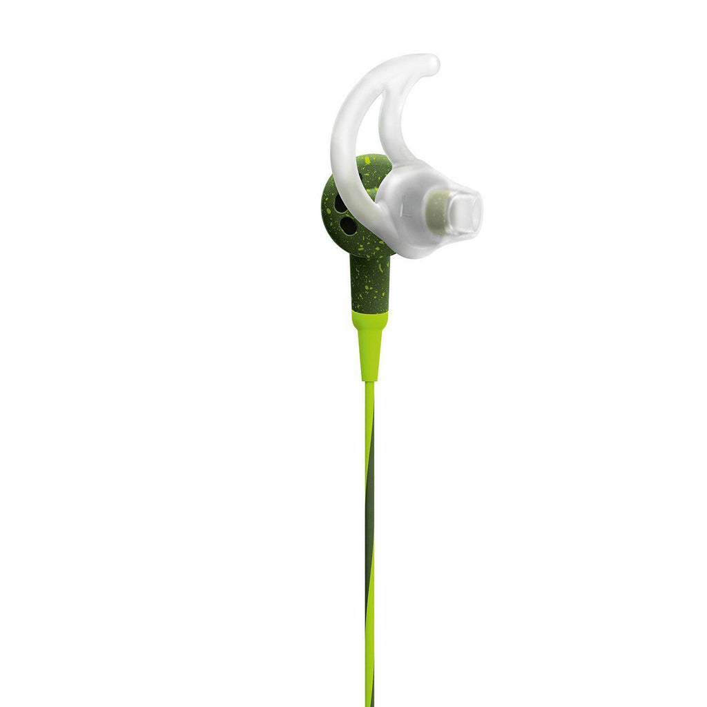Auriculares intrauditivos Bose SoundSport con micrófono / controles para dispositivos iOS - Energy Green-Daily Steals