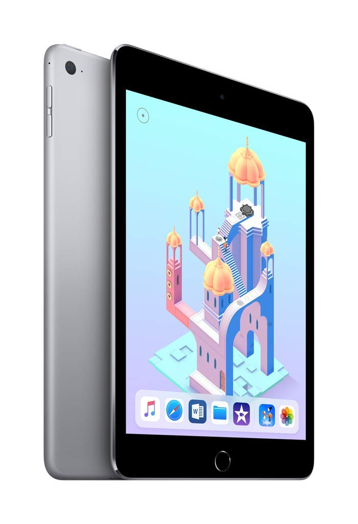 Apple iPad mini 4 (Wi-Fi, 128 Go) -Space Gray-Daily Steals