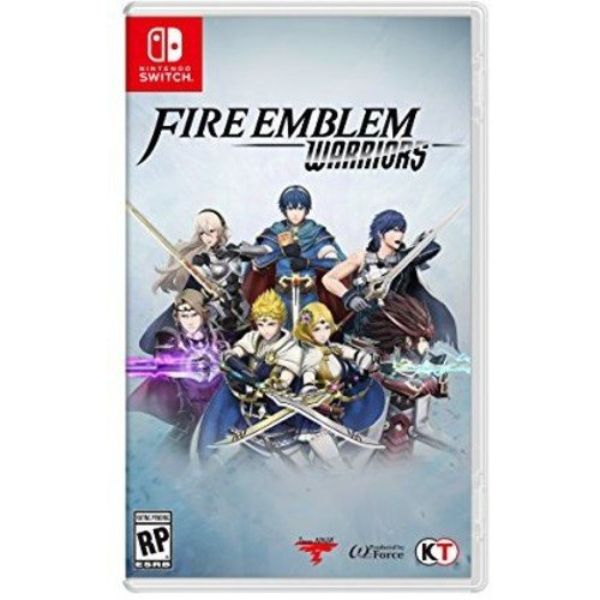 update alt-text with template Daily Steals-Fire Emblem Warriors - Nintendo Switch-VR and Video Games-