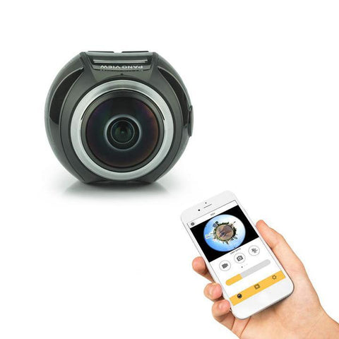 Daily Steals-360 Degree Panoramic Camera with Accessories-Cameras-