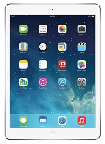 Apple iPad Air avec Wi-Fi-Space Grey-32 Go-vols quotidiens