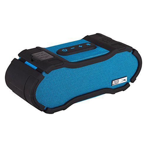 Altec Lansing Omni Jacket NFC Waterproof Bluetooth Speaker-Blue-Daily Steals